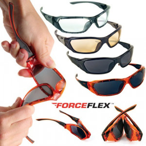 Occhiali ForceFlex balistici Cal. 15