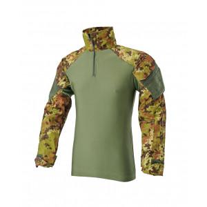 Combat shirt  lycra + inserti Mesh Defcon5