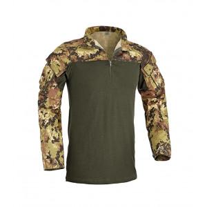 Combat shirt  cotone elasticizzato