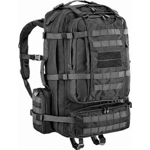 Zaini Eagle Back pack con portafucile