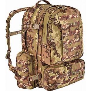 Zaini Extreme Modular Back Pack