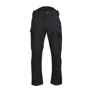 Pantaloni soft shell con tasche laterali