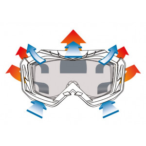 Occhialoni VEGA mod. RAM