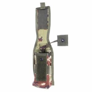 Tasca Porta Radio Militare MA9 Condor VERDE Portaradio Modulare