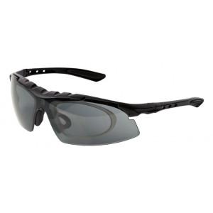 Occhiali VEGA LEGEND 3 lenti ed elastico ANSI Z87.1 EN166