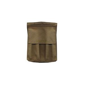 Portablocco nylon con zip c/portapenne Special Operation