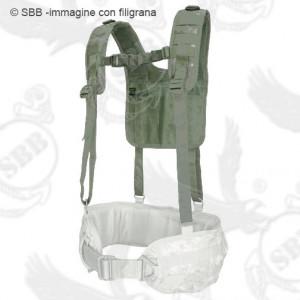 Suspender (spallacci) imbottiti per cinturone imbotttito